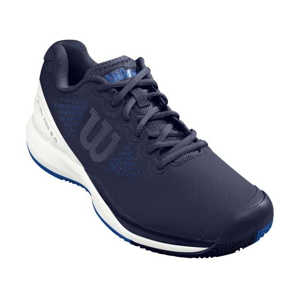 Wilson Rush Pro 3.0 Clay blau Tennisschuhe