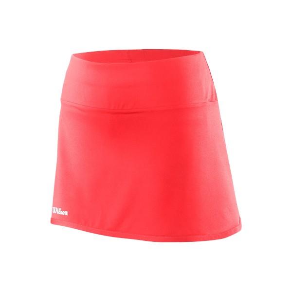 Wilson Team II Skirt Tennisrock rot