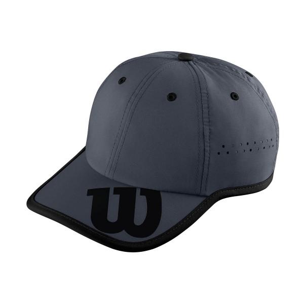 Wilson Brand Cap grau Tenniscap