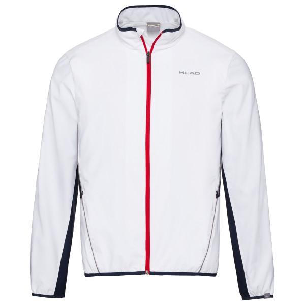 Head Club Jacket Herren weiß