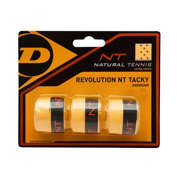 Dunlop Revolution NT Overgrip 3er orange