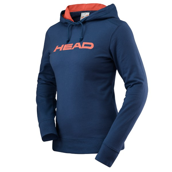 Head Transition Rosie Hoody Damen navy