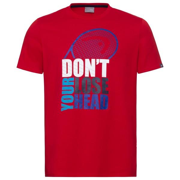 Head Return T-Shirt Kids rot