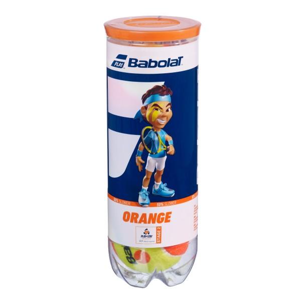 Babolat Orange X3 Tennisbälle