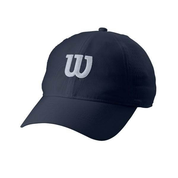 Wilson Ultralight Tennis Cap blau