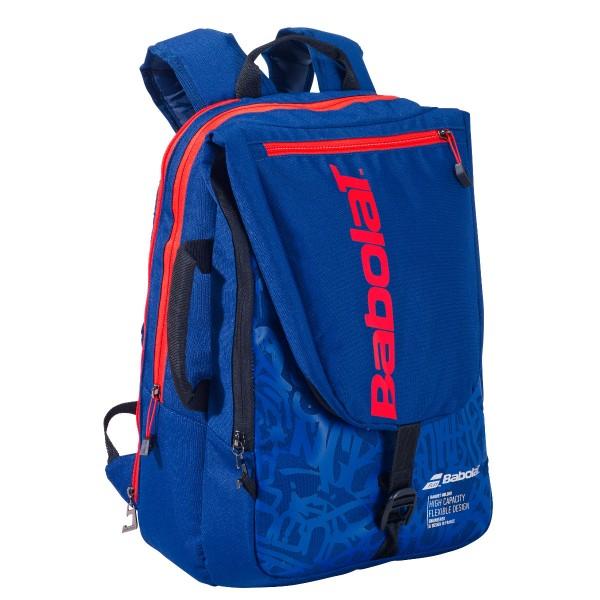 Babolat Tournament Bag blau rot Tennistasche