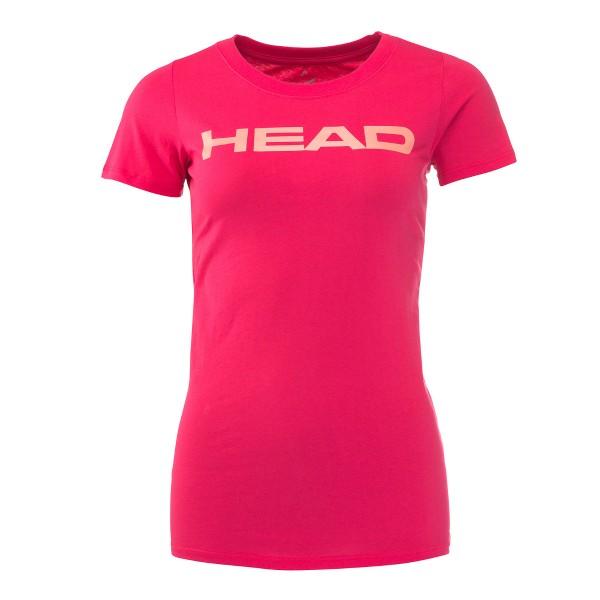 Head Lucy Shirt rosa Damen
