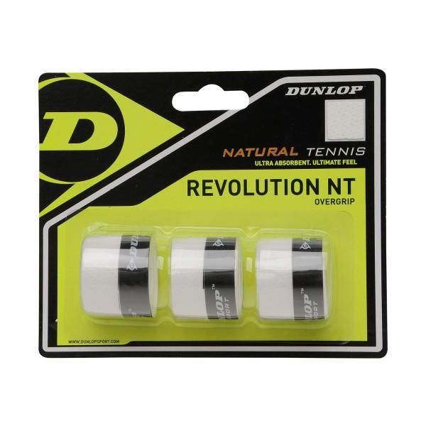Dunlop Revolution NT Overgrip 3er Weiß