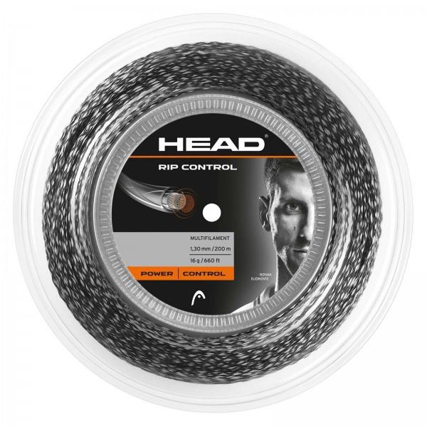 Head Rip Control 200m Schwarz Saitenrolle