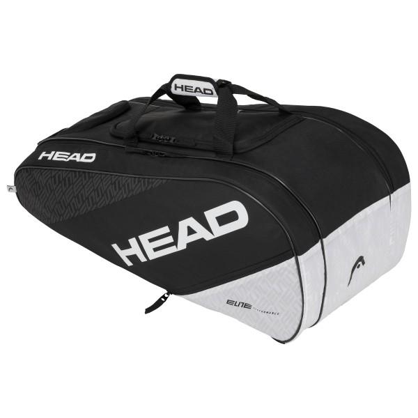 Head Elite All Court schwarz Tennistasche