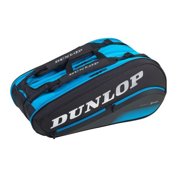Dunlop FX Performance 12 Pack Tennistasche blau