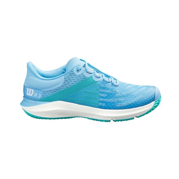 Wilson Kaos 3.0 Damen blau Tennisschuhe
