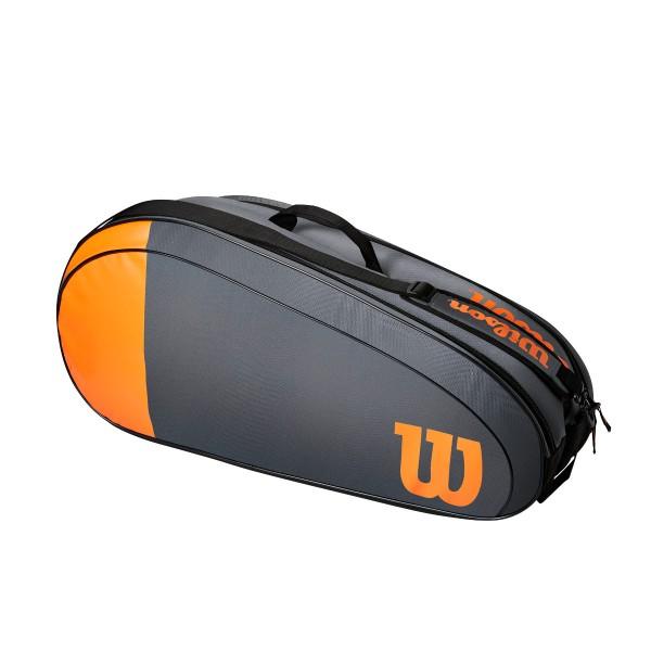 Wilson Burn Team 6 Pack Tennistasche