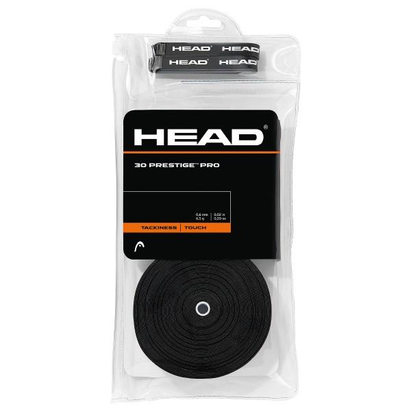 Head Prestige Pro Overgrip 30er schwarz