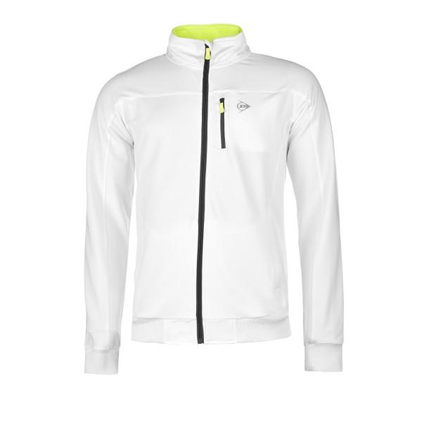 Dunlop Club Boys Knitted Jacket weiß