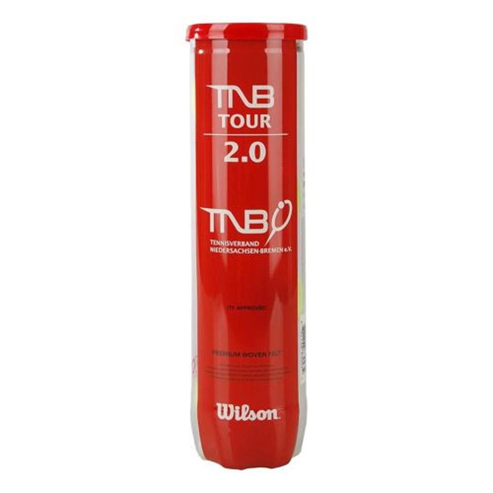 Wilson TNB Tour 72 Bälle Tennisbälle Tennis Balls