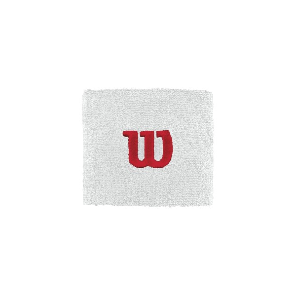Wilson Schweißband weiß