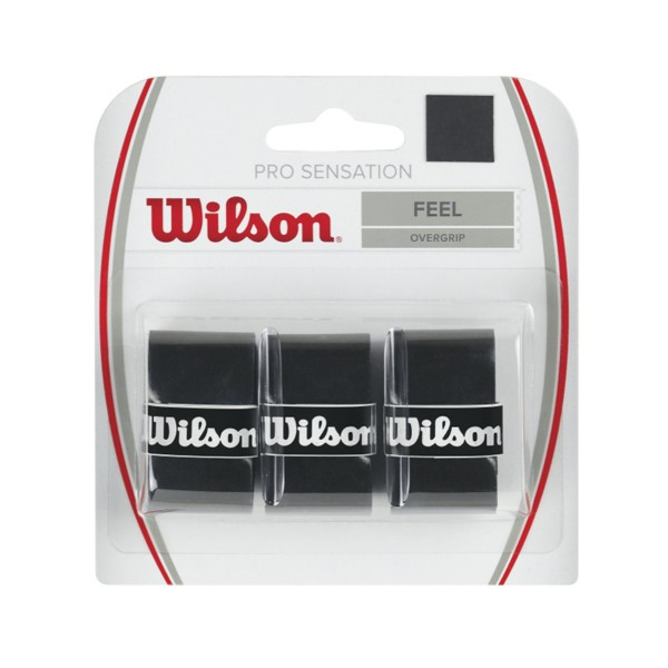 Wilson Pro Overgrip Sensation 3er