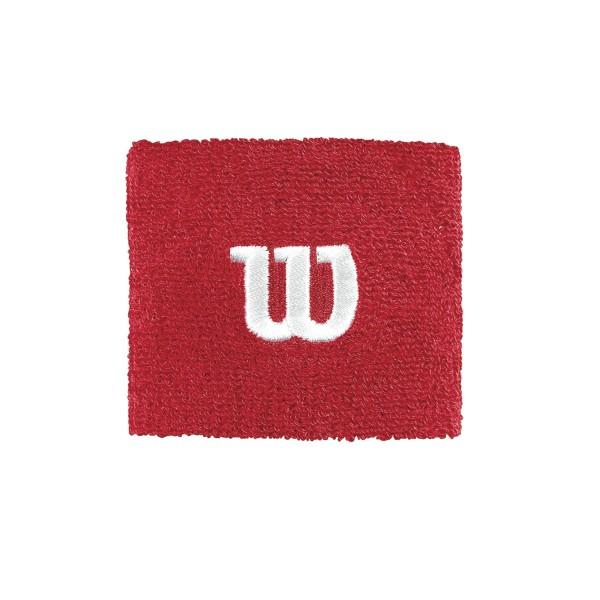 Wilson Schweißband rot