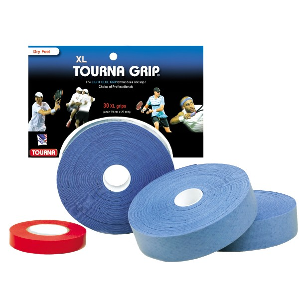 Tourna Grip 30er XL blau