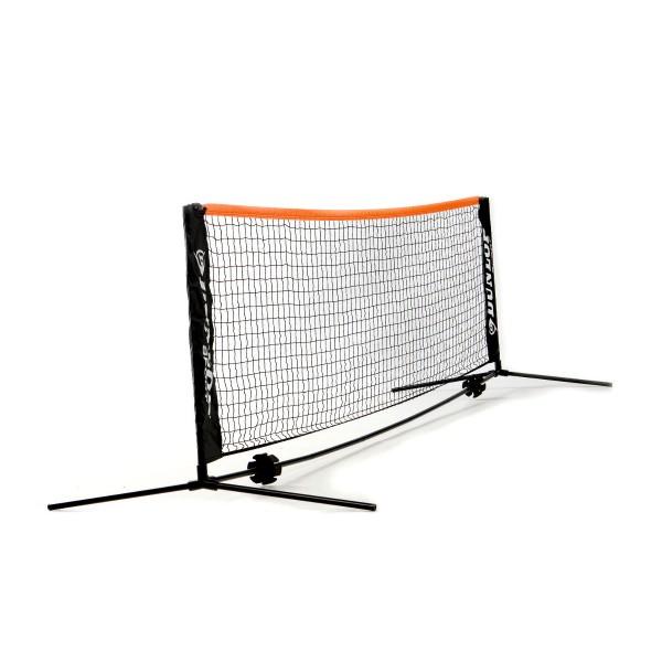 Dunlop Mini Tennisnetz 6m Kleinfeldnetz