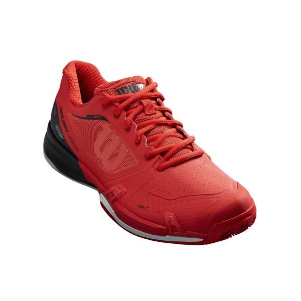 Wilson Rush Pro 2.5 rot Tennisschuhe