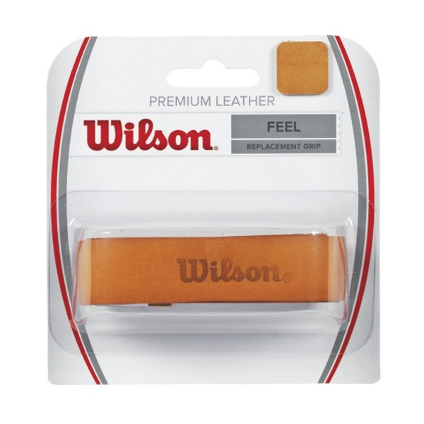 Wilson Leather Grip Basisband