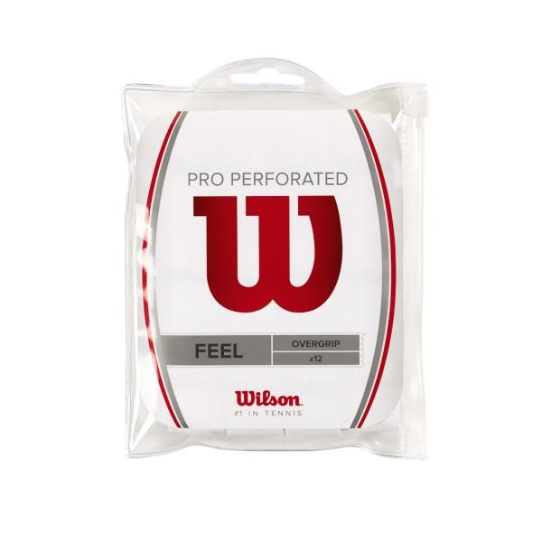 Wilson Pro Overgrip Perforated Griffbänder