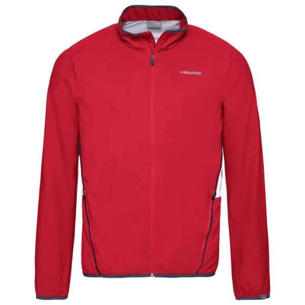 Head Club Jacket rot Trainingsjacke Boys