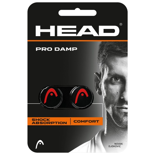 Head Pro Damp Dämpfer 2er schwarz