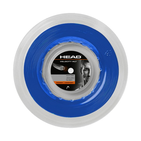 Head Velocity blau Saitenrolle
