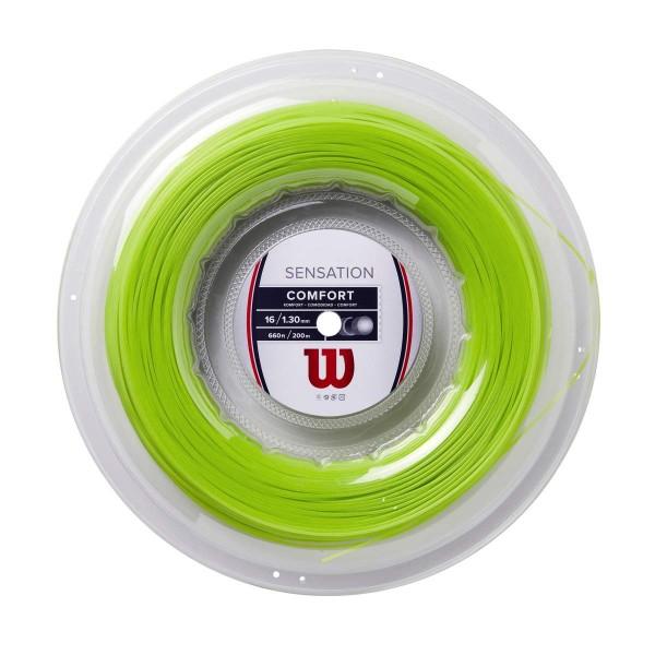 Wilson Sensation green Tennissaite
