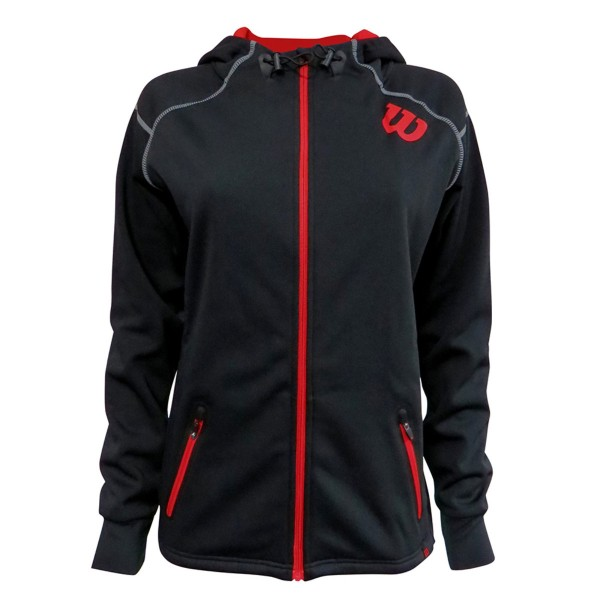Wilson Performance Jacket Damen schwarz