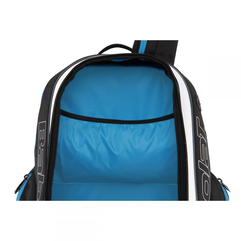 babolat pure backpack blau wei tennis rucksack uvp 54 95. Black Bedroom Furniture Sets. Home Design Ideas